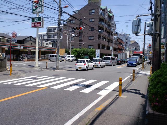 駐車場までの道のりの写真1