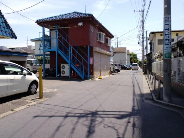 駐車場までの道のりの写真2